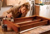 Woodworking / by Mary Wennerstrum