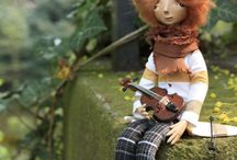 dolls / авторские куклы