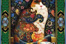Poezels / Cats / by Ietepiete Schapendonk