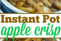 Instant Pot ♥️ / Enjoy great, simply recipes for your family using an Instant Pot!