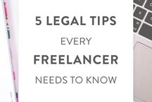Legal Know Hows For Freelancing