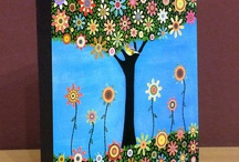 Happy trees / by Amy Crowe