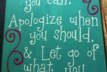 Quotes!! / by Kelli Hays