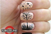 Nail Art - Herfst