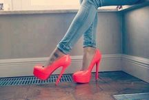 Shoes are my addiction  / My loves