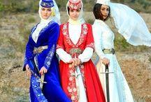 татары одежда