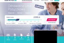 Firmy pożyczkowe - chwilówki / Zbiór i zdjęcia wraz z recenzjami wybranych firm pożyczkowych w Polsce.