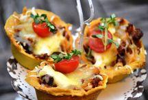 Fingerfood / Nette Kleinigkeiten passend zum Buffet, Party, Fingerfood, Rezept, Snack
