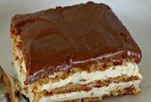 sütemény sütés nélkül recept / receptek