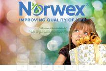 Norwex kalender