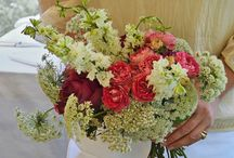 Brides Bouquets by The English Florist / A selection of different styles of bouquets suitable for brides and their maids!