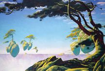 MASTERS: ROGER DEAN