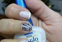 mis uñas!!