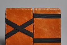 Leather organizing
