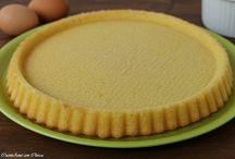 Pasta frolla / crostata