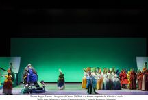La donna serpente / Alfredo Casella nel 1918 aveva pensato di scrivere un balletto corale basato su La donna serpente di Carlo Gozzi ma il progetto sfumò. Nel 1928 Casella decise che La donna serpente sarebbe diventata un'opera. Il Regio mette in scena (per la prima volta a Torino) l'opera in un allestimento che sarà al centro di un vero e proprio omaggio al compositore torinese, che coinvolgerà tutte le associazioni culturali torinesi.