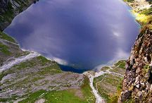 Tatry - Polish mountains, small Alps