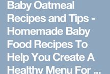 Food: Baby
