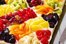 Tuttifrutti -Torte