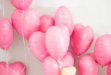 So girly / Pour un anniversaire ou une pyjama party avec les copines !!