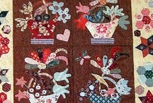 Quilts from England Ireland Scotland history
