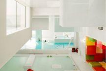 aqua center / interiordesign