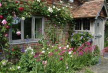 Domy i ogrody. Houses & gardens.