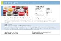 Katherine Smith Independent Partylite Consultant / Candles and home decor for all your needs!! / by Kathy Smith