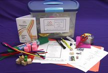 Making Simple, Cheap Adaptations for Children with Various Disabilities / The Adaptation Bin for Children (ABC) uses things from the dollar store to help parents and teachers create their own adaptations