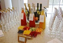 Champagne Brunch / Ideas for champagne brunch