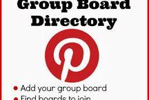 Blogging & Social Media Resources
