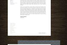 vibes: letterhead