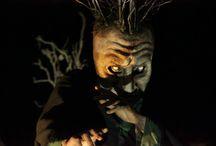 Halloween 2014 / Wishing you a frightfully fantastical Halloween from Dublin.