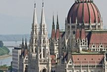 Hungary Travel / The heart of Central Europe.  Tips from a local to visit Budapest and other highlights of Hungary.