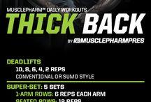 Back &Triceps