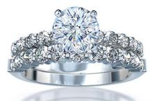 Engagement Rings / A selection of our engagement ring