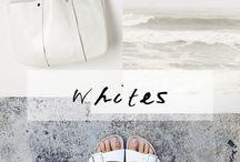 WHITES ★... / Concept store: http://www.bodieandfou.com/ Blog: http://www.karinecandicekong.com http://instagram.com/bodieandfou