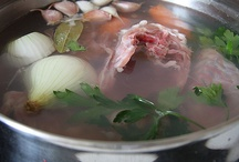 caldos.sopas.cremas -pures-salsas / by Jo Ha Nna