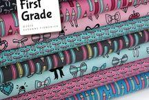 Quilting - Fabrics I love