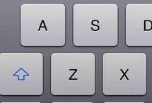 keyboard stuff