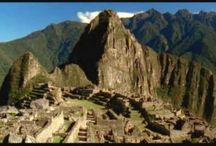 Machu Picchu / One of the mysteries of the second book of the Oracle Series, Fire Island is Machu Picchu.