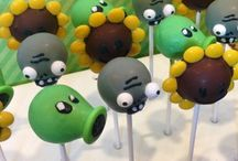 Original pastry ideas / Some original pastry ideas inspired by videogames, works of art and artists.