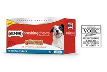 #Milk-Bones Brushing Chews / Milk-Bone Brushing Chews