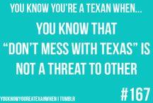 God Bless Texas / by Lexi Hackney