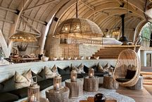 African Lodge Interiors