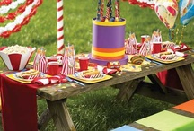 Circus Party Ideas / by Birthday in a Box