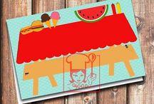 Menù per pinc nic e gite fuori porta / Un menù vario per il cestino da picnic direttamente dalla cucina di nonna Rita