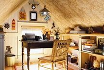 Rooi // Home Offices / Wow, check some of these home offices out! / by ROOI LUXURY LIVING - Homeware and Lifestyle Decor