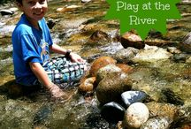 Let's Explore the Great Outdoors! / Ideas for getting back to nature...