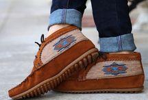 06. m&b: calzado / by Carmen Milowcostblog